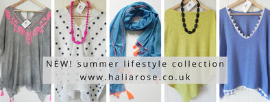 Introducing our NEW summer lifestyle capsule clothing collection
