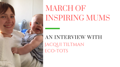 March of Inspiring Mums - Jacqui Tiltman
