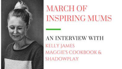 March of Inspiring Mums - Kelly James