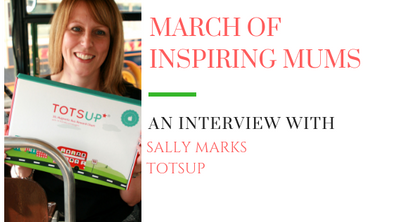 March of Inspiring Mums - Sally Marks