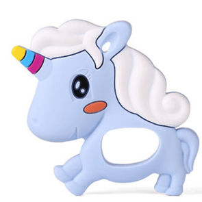 Halia_Rose_baby_teether_unicorn_baby_blue