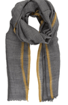 Halia_Rose_herringbone_scarf_Lifestyle_clothing_winter_breastfeeding_maternity