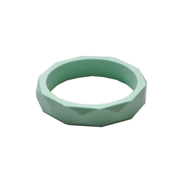 Hex Bracelet in Apple Mint - Halia Rose