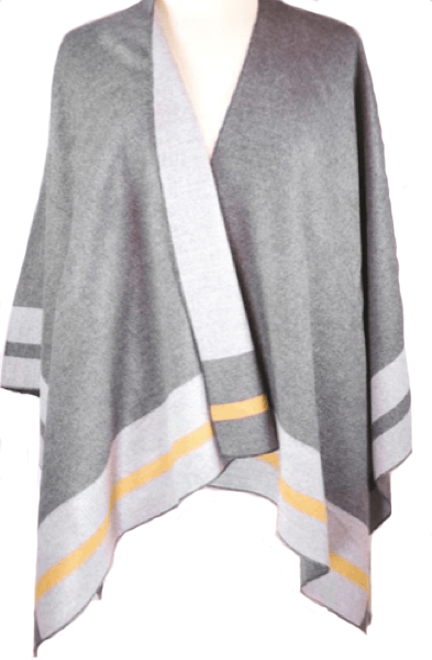 Halia_Rose_grey_cape_Lifestyle_clothing_winter_breastfeeding_maternity