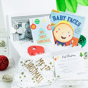 Baby's First Christmas Gift Set - Halia Rose