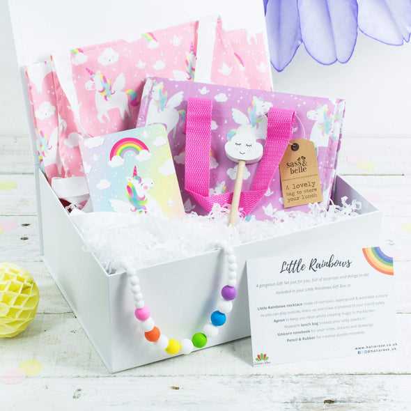 Little Rainbows Children's Gift Set - Halia Rose