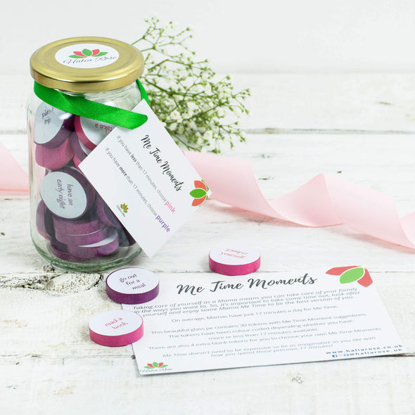 Halia_Rose_Mama_Me_Time_Moments_jar_Mindfulness_Relaxation_Baby_Shower_Gift_Set_Valentines_Gift_Mothers_Day_Gift_for_mum