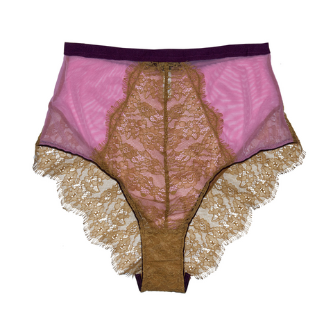 Mairi high Waist Knicker