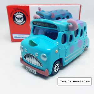 Takara Tomy Tomica | Monster University James | Disney Motors