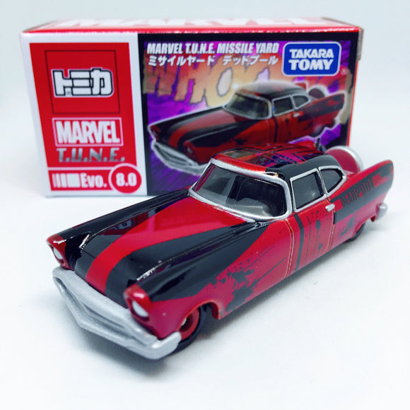 Takara Tomy Tomica | Marvel Deadpool | Marvel