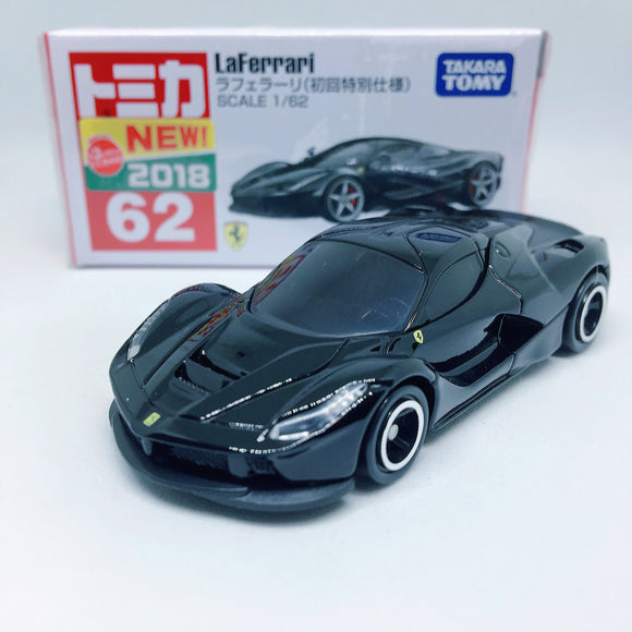 Takara Tomy Tomica | No.62 LaFerrari (First Edition) | New 2018 Ferrari