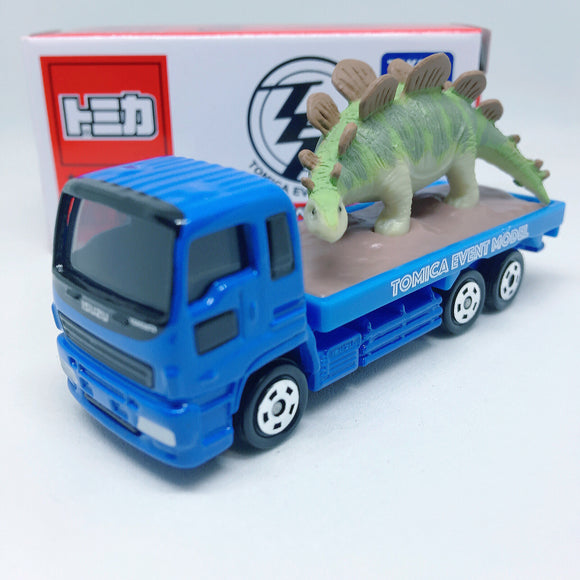 Takara Tomy Tomica | 26 Dinosaur Truck | Tomica Event Model