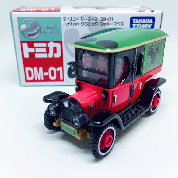 Takara Tomy Tomica | DM-01 Mickey Mouse | Disney Motors
