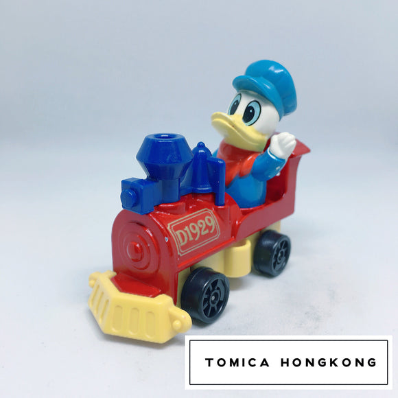 Takara Tomy Tomica | Vintage Disney Donald Duck Train