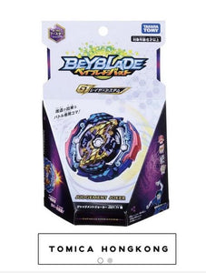 TAKARA TOMY BEYBLADE BURST GT | B-142 JUDGMENT JOKER 00 TURN TRICK ZAN