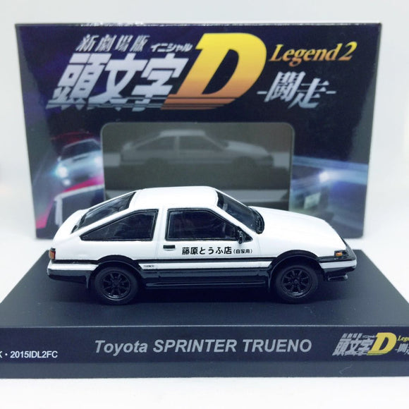 Kyosho Toyota Trueno AE86 (Not Tomica) | New - Tomica Hong Kong