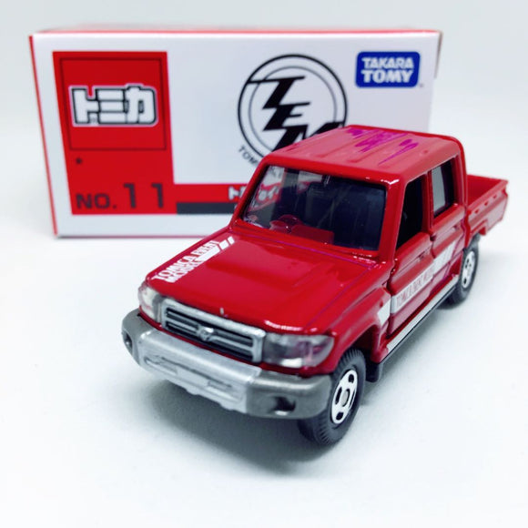 Takara Tomy Tomica | 11 Toyota Land Cruiser 70 | Tomica Event Model