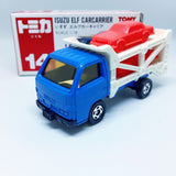 Takara Tomy Tomica | No. 14 Isuzu Elf Carvarrier | Made in Japan - Tomica Hong Kong