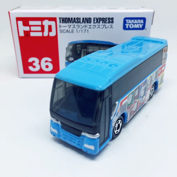 Tomica Takara Tomy Toysトミカ | No. 36 Thomasland Express