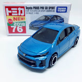 Takara Tomy Tomica | No. 74 Toyota Prius (First Edition)