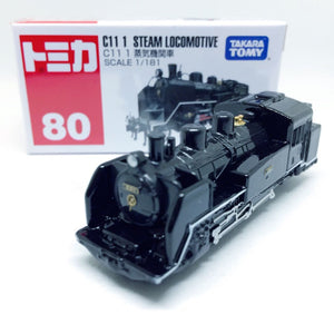 Takara Tomy Tomica | No. 80 C11 1 Steam Locomotive