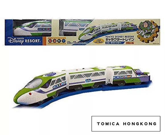 Takara Tomy Tomica | Buzz Light Year Train | Tokyo Disney Plarail Train | Japanese Limited Edition