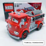 Takara Tomy Tomica | C-07 Cars Red Fire Engine | Disney Pixar Cars