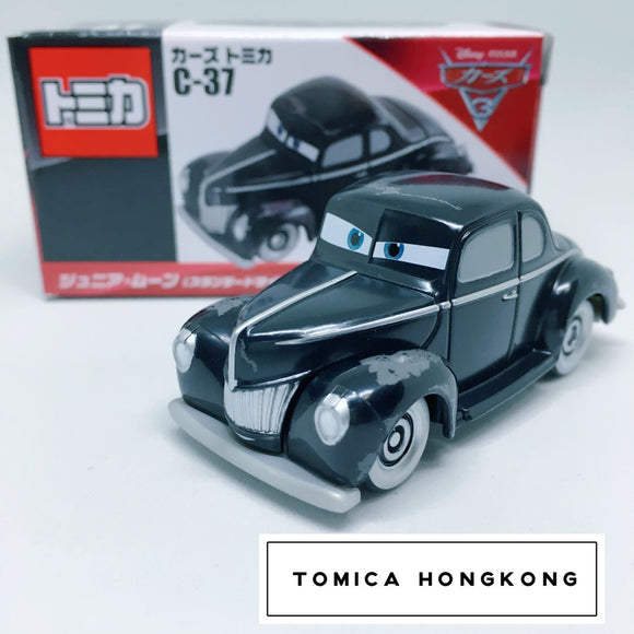 Takara Tomy Tomica | Disney Pixar Cars C-37 Junior Moon Standard Type