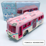 Takara Tomy Tomica | Disney Resort Cruiser Snow Mickey & Friends | Snow Snow Disney 2018