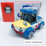 Takara Tomy Tomica | Donald Duck Boat | Disney Vehicle Collection