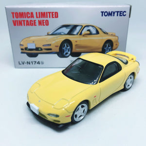 Takara Tomy Tomica | Efini Mazda RX7 Type R (RX-7) | Tomica Limited Vintage Neo | Tomytec | New