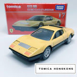 Takara Tomy Tomica | Ferrari 512 BB (First Edition) #17 Yellow | Premium Edition 2018 | New