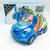 Takara Tomy Tomica | LILO Stitch | Disney Motors | Disney Vehicle Collection | 32 Anniversary