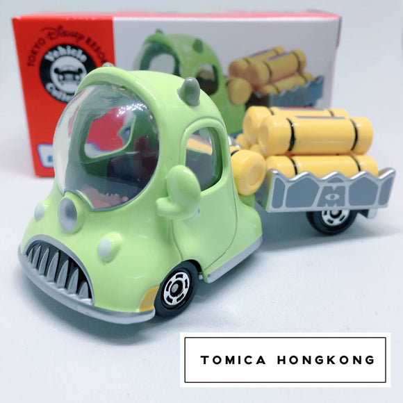 Takara Tomy Tomica | Mike Monster University | Disney Motors Tokyo Resort