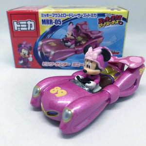 Takara Tomy Tomica | MRR-05 Minnie Mouse | Disney Junior