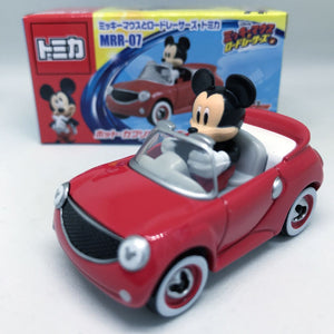 Takara Tomy Tomica | MRR-07 Mickey Mouse | Disney Junior