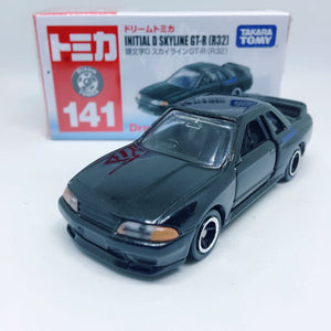 Tomica Takara Tomy Toysトミカ | Initial D Skyline GTR R32 | Initial D Version