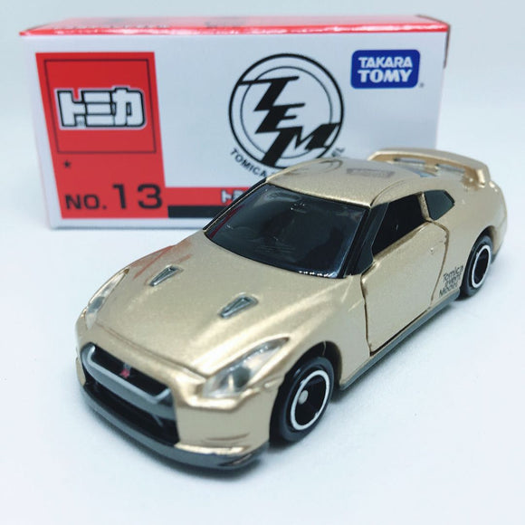 Tomica Takara Tomy Toysトミカ | 13 Nissan GT-R R35 | Tomica Event Model