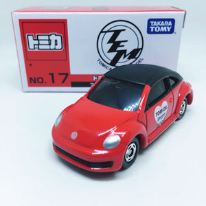 Takara Tomy Tomica | 17 Volkswagen The Beetle | Tomica Event Model