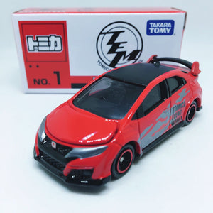 Takara Tomy Tomica トミカ | 1 Honda Civic Type R EK9 | Tomica Event Model 2017