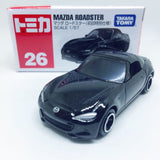 Tomica Takara Tomy Toysトミカ | No. 26 Mazda Roadster (First Edition)