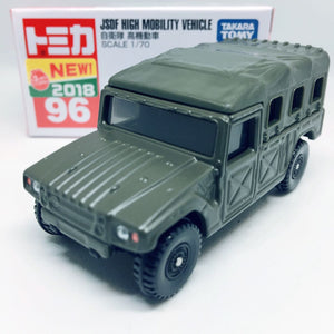 Takara Tomy Tomica | No.96 JSDF High Mobility Vehicle | Japanese Edition 2018