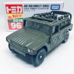 Takara Tomy Tomica | No.96 JSDF High Mobility Vehicle (First Edition)