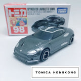 Takara Tomy Tomica | No.98 Spyker C8 Laviolette SWB (First Edition) | 2014 Japanese Edition