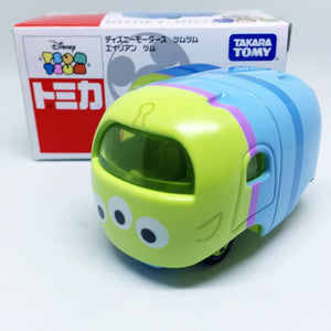 Takara Tomy Tomica | Toy Story Alien (Little Green Man 三眼仔) | Disney Motor