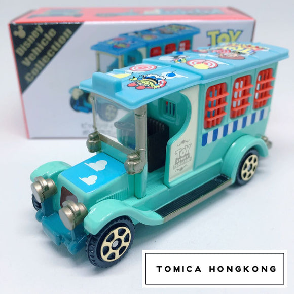 Takara Tomy Tomica | Toy Story Mania Car | Disney Vehicle Collection