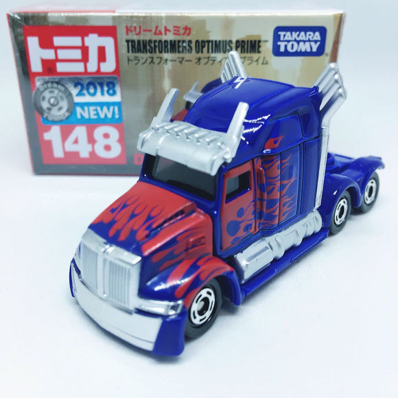 Takara Tomy Tomica | Transformer Optimus Prime | Dream Tomica