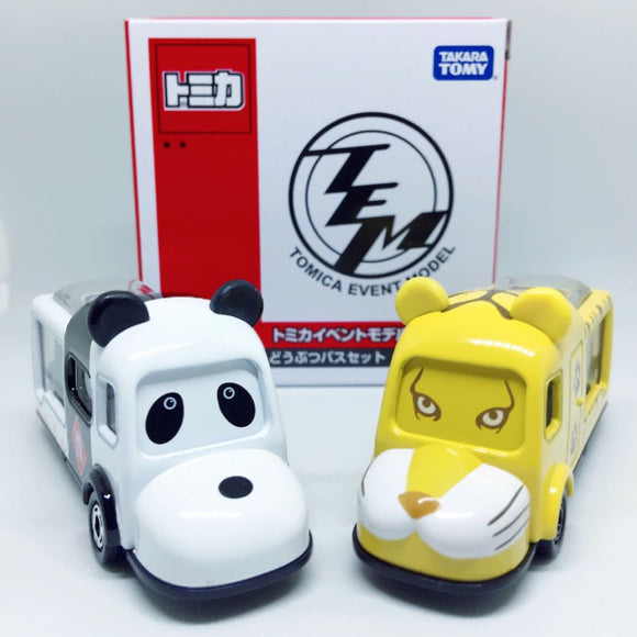 Takara Tomy Tomica | Animal Bus | Tomica Event Model | Box Set