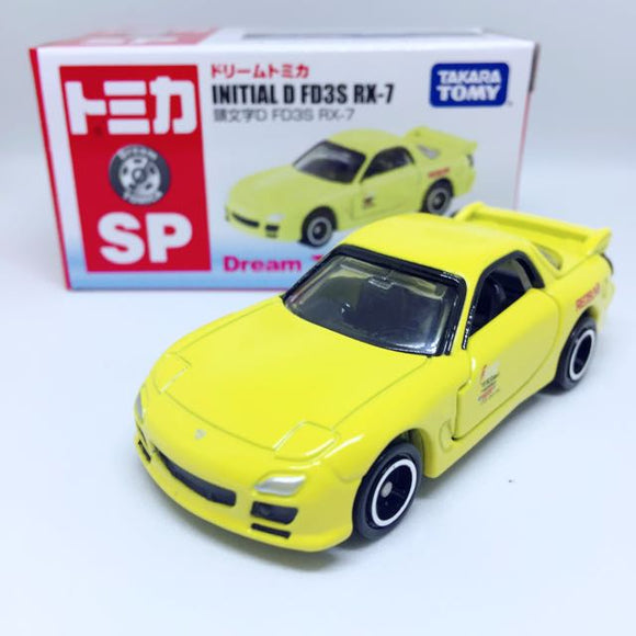 Tomica Takara Tomy Toysトミカ | Initial D FD3S RX-7 SP