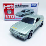 Tomica Takara Tomy Toysトミカ | Initial D S13 Silvia | Initial D Edition